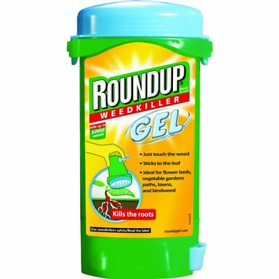 Scotts Roundup Precise Weedkiller - Gel Ready To Use Spot Treatment Kills Weeds