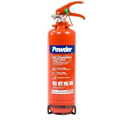 1Kg Powder Abc Fire Extinguisher House Car Boat Office