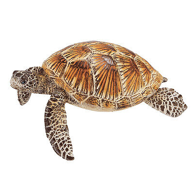 FREE SHIPPING | Schleich 14695 Sea Turtle Reptile Realistic Toy - New in Package