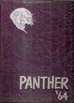 1964 R. L. Panscher High School Yearbook Fort Worth Texas