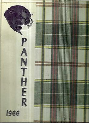 1966 R. L. Panscher High School Yearbook Fort Worth Texas