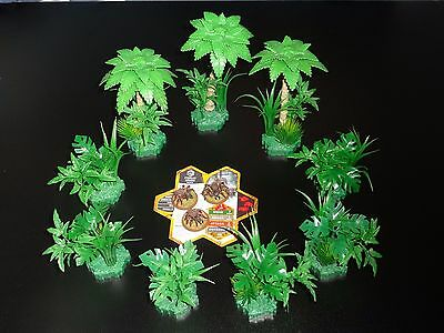 Heroscape - Ticalla Jungle Expansion Set - 100% Complete