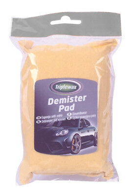 Triplewax Demister Pad CTA008 Car Cleaning Synthetic High Absorbent Windscreen