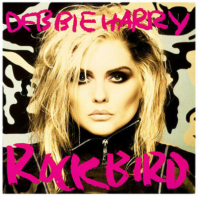 "Debbie Harry  ""ROCKBIRD"".. Iconic Album Cover Poster A1 A2 A3 A4 Sizes"