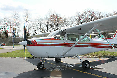 1981 Cessna 172P - High Times - In Annual and Ready to GO!