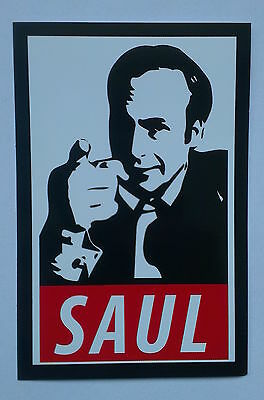 *** Better Call Saul Sticker -  Breaking Bad - Saul Godman - Saul  ***