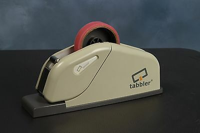 """""""tabbler"""" brand tabbing machine for creation of outgoing mail piece"""