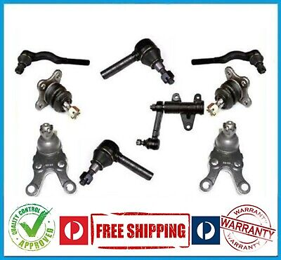 Mitsubishi Triton 4X4 Mk 96-06 Ball Joint, Tie Rod End, Idler Arm Kit