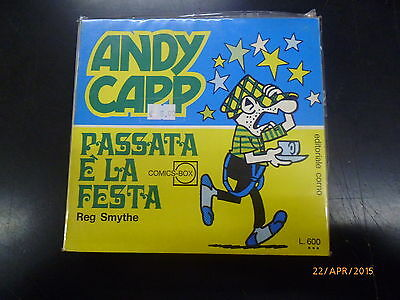 ANDY CAPP - COMICS BOX n° 27 - EDITORIALE CORNO