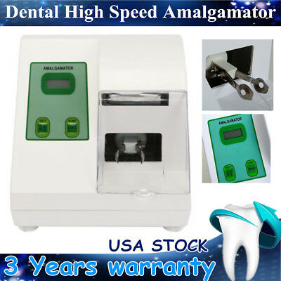 Dental Fast Speed amalgam Capsule Mixer High Speed Amalgamator 40W 110V