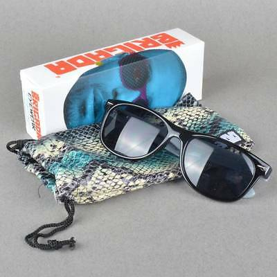 Brigada Eyewear Signatur Sunglasses - Terry Kennedy Black/Teal/Charcoal