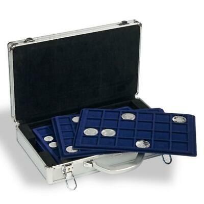 Lighthouse L6 Cargo Aluminium Coin Case With Assorted Trays