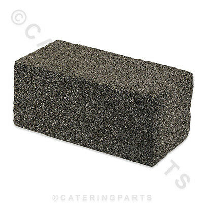 GRILL-BRICK LARGE PUMICE CLEANING STONE GRIDDLE GRILL CLEANER 200 x 100 x 90mm