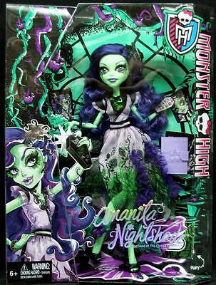 NEW! Monster High AMANITA NIGHTSHADE! Bad Seed of the Corpse Flower NEW IN BOX!