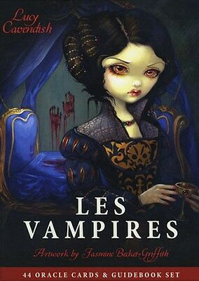 NEW Les Vampires Oracle Cards Lucy Cavendish Jasmine Becket-Griffith