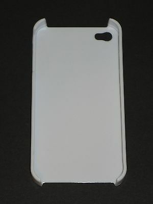 Lot of 10 White Ultra Thin 1mm Cases for Apple iPhone 4 4S