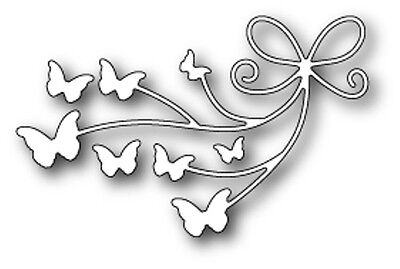 Memory Box Craft Die Beloved Butterflies 99136