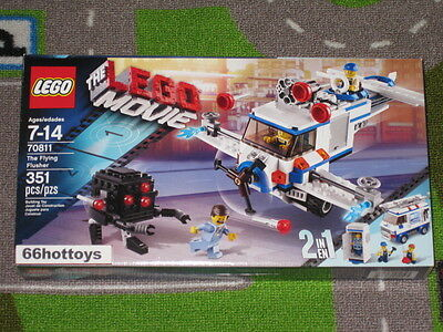 Lego Movie 70811 The Flying Flusher New 34 99 Picclick