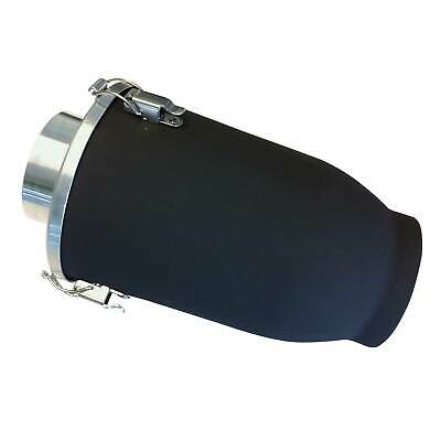Pipercross C7000 Ceramic Coated TOCA Approved Universal Airbox 75mm Outlet