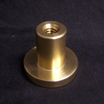 """1 1/2"""" 10 Pitch Right Hand Flange Type Acme Bronze Nut"""