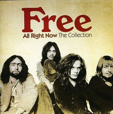 Free - All Right Now: Collection [New CD]