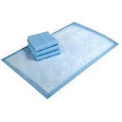 150 23x36 Pads Adult Urinary Incontinence Disposable Bed pee Underpads