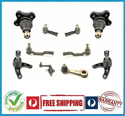 Ford Ranger Pk Pj 4X4 09-12 Ball Joint, Tie Rod, Pitman Arm, Idler Arm Kit