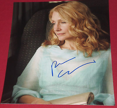 Patricia Clarkson Signed Cairo Time Juliette Still 8X10 Photo Autograph Coa