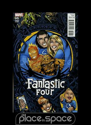 Fantastic Four, Vol. 5 #645B - Connecting Cover Variant