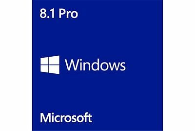 Licenza Windows 8.1 Pro Professional 32/64 Bit Dvd Product Key Full NUOVA