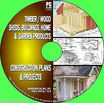 1000+  Diy Wooden Outdoor Shed Barns Play & Wendyhouse Plans Projects Pccd New