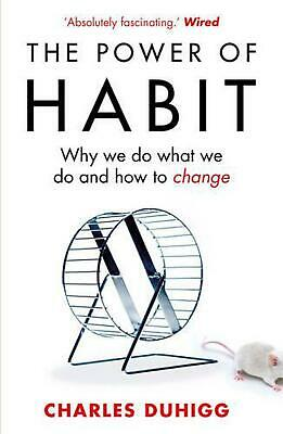 The Power of Habit by Charles Duhigg Paperback
