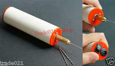 DC 12V Motor Drill Mini DIY Portable Handheld Small Electric Drill PCB wood