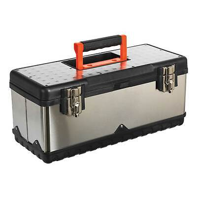 Sealey Heavy Duty Stainless Steel Toolbox With Handle/Tote Tray 505mm - AP505S