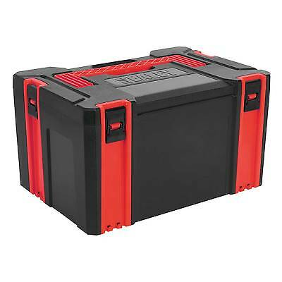 Sealey Garage Stackable Click Together Durable ABS Toolbox - Large - AP8250