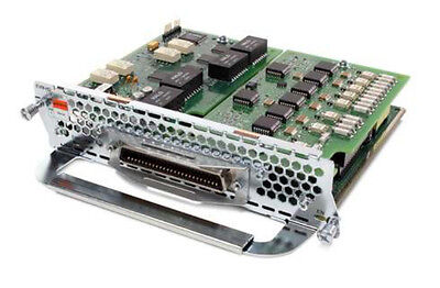 CISCO - EVM-HD-8FXS/DID= - High density voice/fax extension module-8 FXS/DID