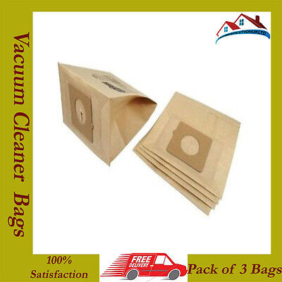2 Pack High Quality Universal Upright Vacuum Cleaner Hoover Dust Paper Bags