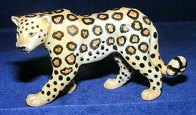Klima Miniature Porcelain Animal Figure Leopard Facing Left M150