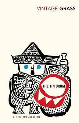 The Tin Drum by Gunter Grass Paperback Book Free Shipping!