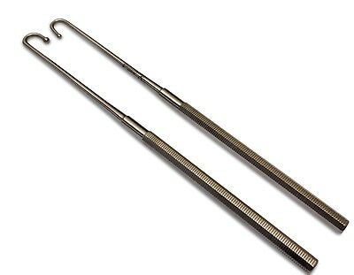 Spay Hook Snook Small Animal Ovaries Removal Feline spay Hook 2 Sizes