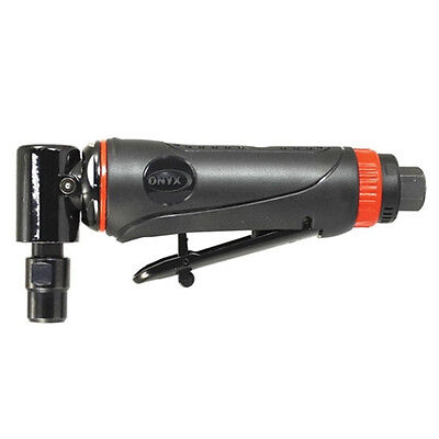 "Astro Pneumatic ONYX Composite Body 1/4"" 90deg Angle Die Grinder 20,000rpm - 204"