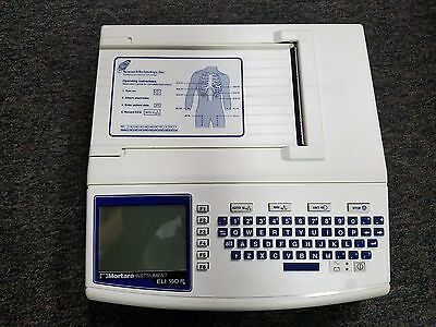 Mortara Eli 150rx Ekg Machine (Demo Machine) 1 Year Warranty