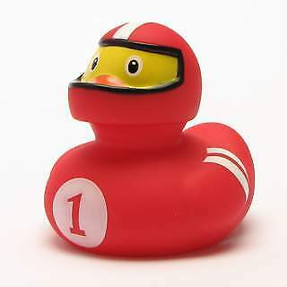 Rubber Duck red Racer