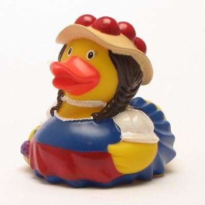 Rubber Duck Black Forest Woman