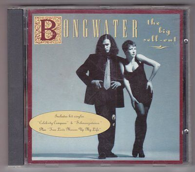 Bongwater ‎– The Big Sell-Out - CD - 1992 Shimmy Disc shimmy 050 - Ann Magnuson