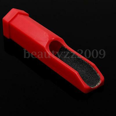 Two Side Pool Table Billiard Snooker Cue Tip Shaper Shapping Corrector Repair