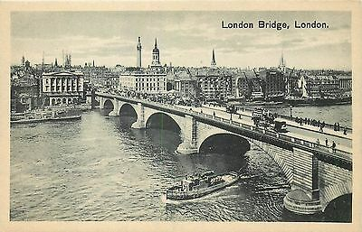 ANGLETERRE london bridge 10596