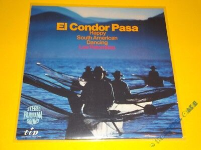 *LP* El Condor Pasa - Happy South American Dancing / Los Palomitas