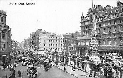 ANGLETERRE charing cross london