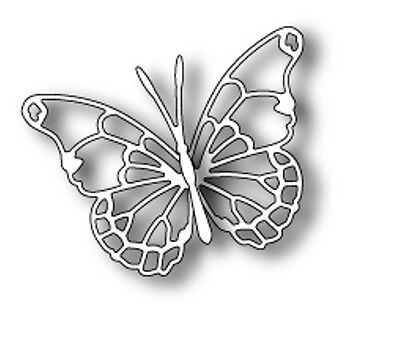 Memory Box Craft Die Vivienne Butterfly 98265